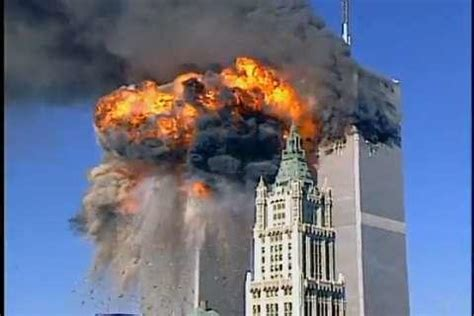 9 11 Attack Footage