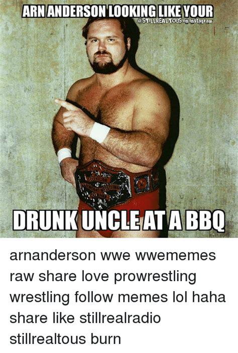 Anderson Meme - 25 best memes about arn anderson arn anderson memes