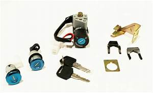 Honda Vision Nsc110 Nsc50 Ignition Barrel Switch Kit