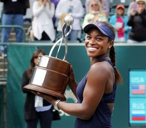 defending chion sloane stephens joins 2017 volvo car open field sports postandcourier