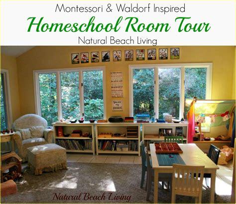 montessori amp waldorf inspired homeschool room 192 | hsroom pin1