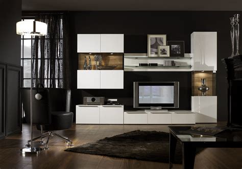 design wall unit cabinets vetro 04 modern wall unit for living room entertainment