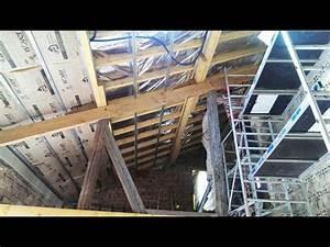Laine De Verre Gr32 100mm : am nagement loft de 66m deco sev les bons ~ Dailycaller-alerts.com Idées de Décoration