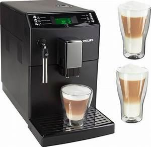 Latte Macchiato Gläser : philips kaffeevollautomat hd8831 01 inklusive 2x latte macchiato gl ser online kaufen otto ~ Yasmunasinghe.com Haus und Dekorationen