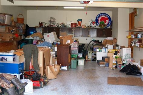 Clear The Clutter!  Lose The Weight