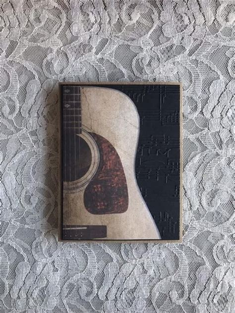 These father's day songs all speak to the power of a dad's love. Greeting card handmade: Guitar, country western music, Father's Day, black and white, acoustic ...