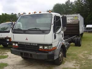 Mitsubishi Fuso Fh Truck 2001 Used
