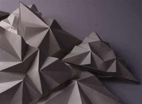 triangular form 3d formed triangles anni taverner