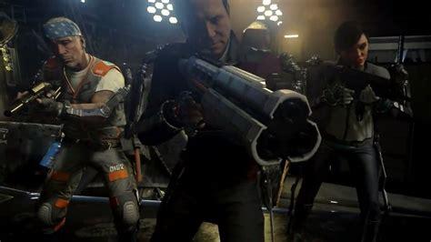 Call Of Duty Advanced Warfare Exo Zombies Havoc Trailer