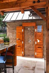 8, Fabulous, Outdoor, Shower, Ideas, For, Your, Outdoor, Bathroom