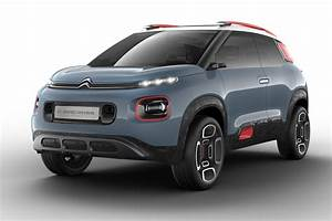 Citroen Aircross C3 : citroen c aircross concept for 2017 geneva show picasso goes off road by car magazine ~ Medecine-chirurgie-esthetiques.com Avis de Voitures