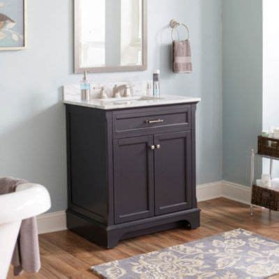 how to install bathroom cabinets and vanities shop bathroom at lowes com