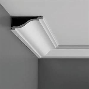 Corniche Plafond Platre : moulure corniche pour plafond en platre d co plafond platre ~ Edinachiropracticcenter.com Idées de Décoration