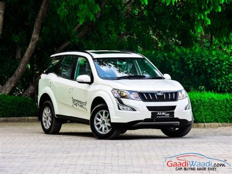 Mahindra Xuv500 Hd Image Prices by Mahindra Launched Xuv500 Facelift Priced From 11 2 Lakhs