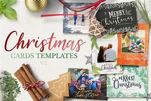 Christmas Cards Template V2  38776