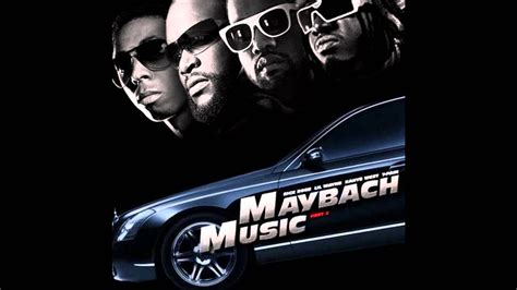 Rick Ross Maybach Music Pt 2 Ft T Pain, Kanye West, Lil