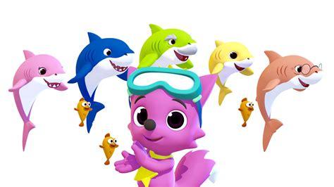 Baby Shark Pinkfong Wallpapers