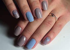 дизайн ногтей темные тона на короткие ногти бордовый