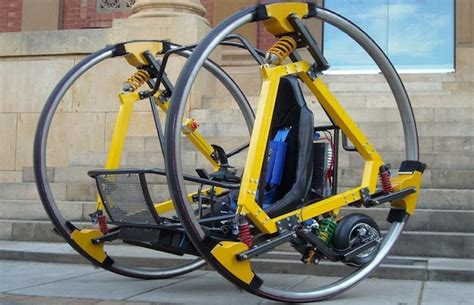 Two Wheels Better Than Four For Students' Mad Max-esque Ev