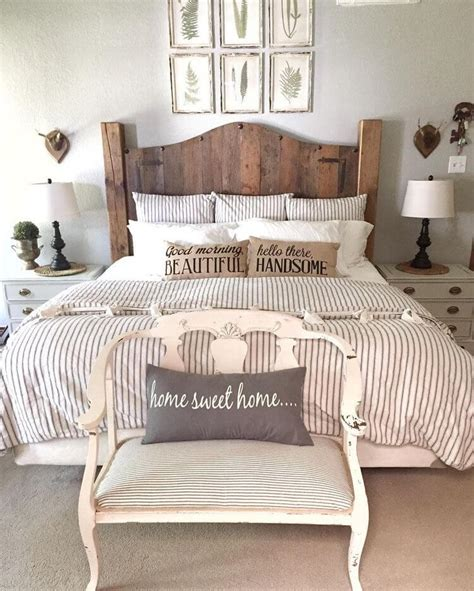 Free Decorating Ideas For Bedroom by 39 Best Farmhouse Bedroom Design And Decor Ideas For 2019