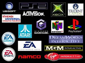 Popular Video Game Logos | www.imgkid.com - The Image Kid ...