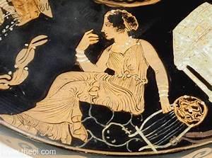 Pics For > Mnemosyne Greek Mythology