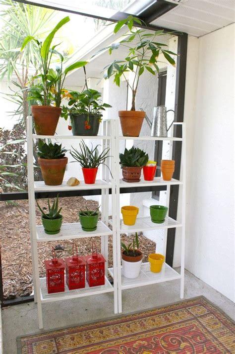 Ideas For Kitchen Plant Shelves by 20 Best Plant Shelves Images On Plants
