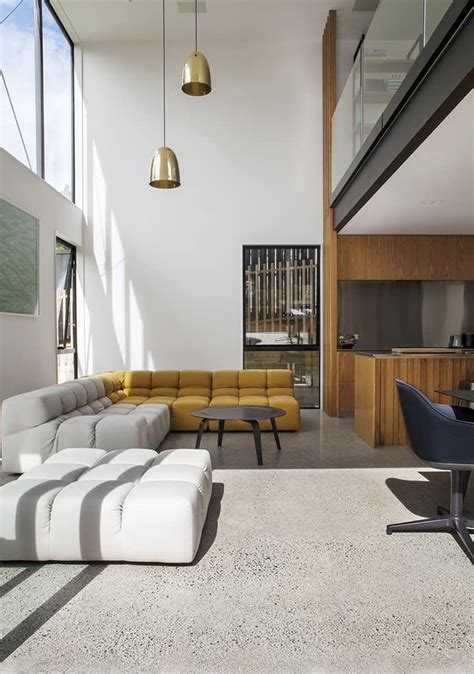 heritage house home interiors modernist style cube extension sherwood by box living