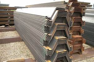 Larssen sheet piling - Wikipedia