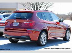 Exclusive New BMW X3 30 diesel spotted on US soil With