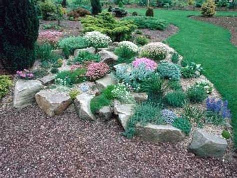 giardini fai da te foto giardini rocciosi fai da te giardinaggio