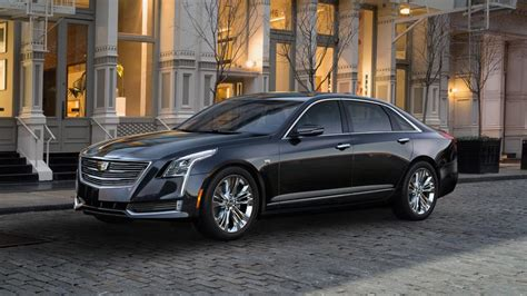 cadillac ct colors gm authority