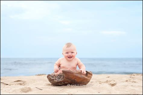 beach baby griffin photography virginia beach