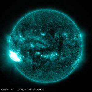 NASA's SDO Observes an X-class Solar Flare | NASA