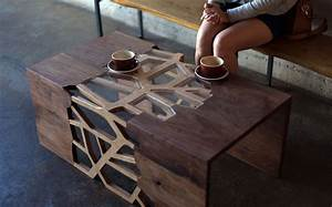12 artsy tables to wow you With artsy coffee table