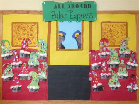 polar express bulletin board bulletin board 939   19392914a31998da27ea26be73b6ff5e preschool christmas christmas art