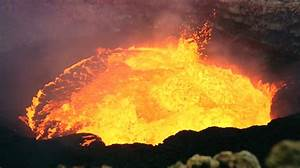 Man Throws Full Tank Of Propane Into Lava Pit To  U2018see What
