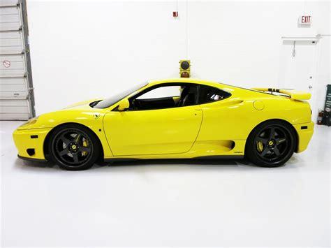 Ferrari 360 modena chevy corvette c6 z06 porsche 996 gt3 dodge viper rt/10. 2002 FERRARI 360 MODENA CUSTOM 2 DOOR COUPE - 177625