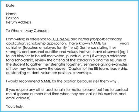 write  reference letter  teacher  samples
