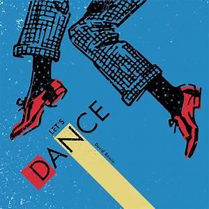 FUTURALBUM — David Bowie, Let's Dance Design by Larua ...
