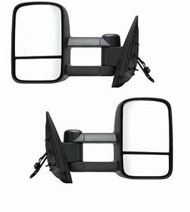 Gmc Sierra Extendable Tow Mirrors At Monster Auto Parts