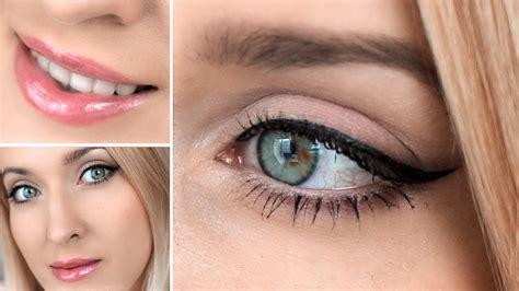 Makeup tutorial: natural look - YouTube