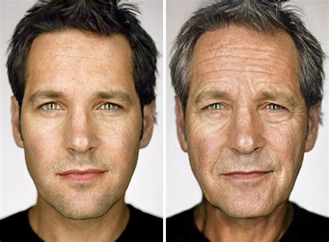Here's What These 30 Famous People Will Look Like Old