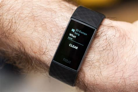 fitbit charge 3 review easy lift reviewtechnews