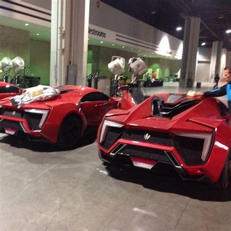 400 000 Dollar Cars by W Lykan Hypersport 3 400 000 Dollar Hypercar Replica For