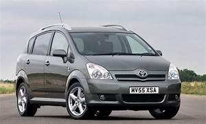 Toyota Corolla Verso 2006 : toyota corolla verso review 2004 2009 parkers ~ Medecine-chirurgie-esthetiques.com Avis de Voitures