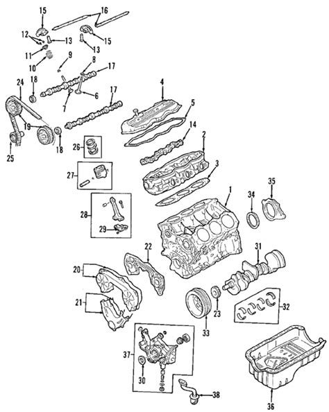 Frontier V6 Engine Diagram by Parts 174 Nissan Pan Assy Partnumber 111104s100