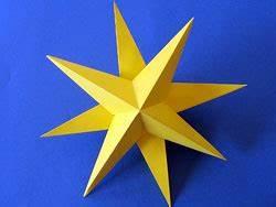 3d Stern Basteln 5 Zacken : sch ne sterne in 3d basteln basteln gestalten ~ Lizthompson.info Haus und Dekorationen
