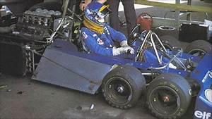 Tyrrell 6 Roues : vid o et photos de la fameuse tyrrell p34 6 roues de derek gardner ~ Medecine-chirurgie-esthetiques.com Avis de Voitures