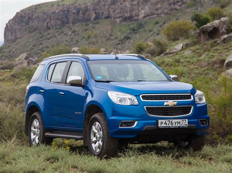 Chevrolet Trailblazer Picture by Pictures Of Chevrolet Trailblazer 2012 2048x1536